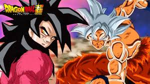 SS4 Goku Stronger Than Mastered Ultra Instinct Strongest In History