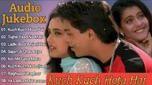 lagu india kuch kuch hota hai dengan