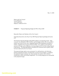 Awesome Letter Transmittal Template
