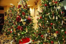 Ethnic Christmas Tree Lighting Ceremony
