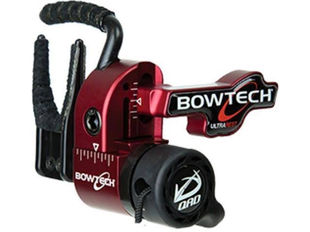 QAD Bowtech Ultra Rest Red Right Hand