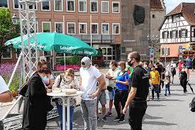 markdorf besucher lassen es sich beim dritten streetfood