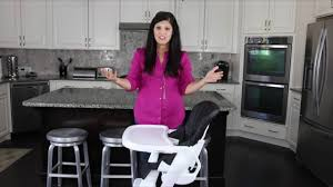 Joovy Nook High Chair Manual by Joovy Foodoo High Chair Review By Baby Gizmo Youtube