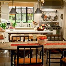 The Open Kitchen That Receives A Makeover In Movie Plays Pivotal Role Has Individual Style Notes Hutman Its Makeshift And Funky
