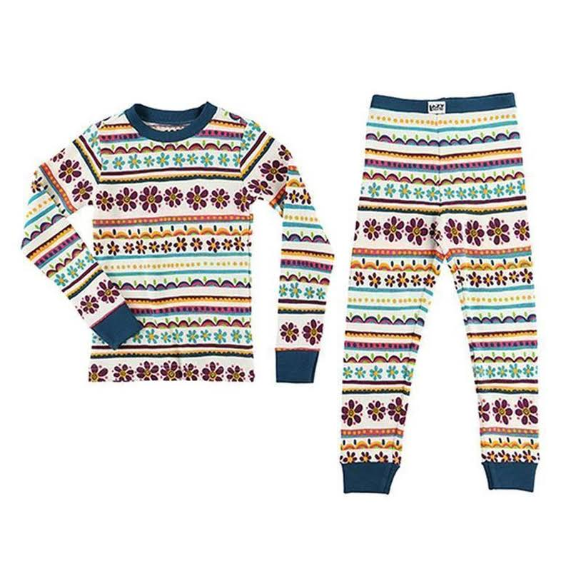 Flower Power | Kid PJ Set (2T)