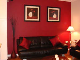 Red Black And Brown Living Room Ideas by Retro Red Black And White Family Room Red Black And Grey Living