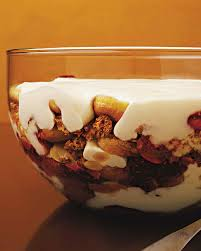 Kraft Pumpkin Mousse Trifle by 12 Impressive Holiday Trifle Recipes Martha Stewart
