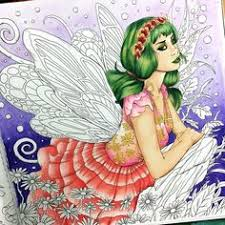 I Finally Finished A Colouring From Fantasia Book Colouringbookforadults Colouringbook Nickfilbert Fantasiacoloring
