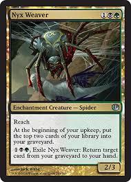 Mtg Mill Deck Legacy by Jou Nyx Weaver New Card Discussion The Rumor Mill Magic