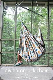 How To Make A Hammock Chair Impressive Swing Best Ideas About On Stand