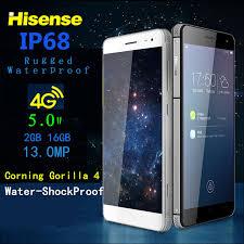 Original Hisense C20 C20S Waterproof Smartphone 4G Lte IP67