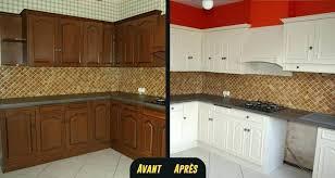 repeindre un meuble de cuisine customiser meuble cuisine peindre en formica relooker un de