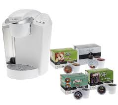 Keurig K45 Coffee Maker With 48 K Cup Packs Water Filter Kit