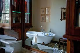badezimmer im antiken stil mit bild kaufen 13170325