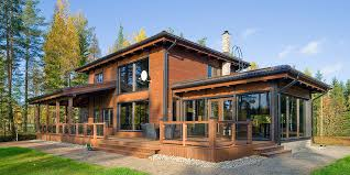 chalet maison en kit maison ossature bois avantage inconvenient evtod