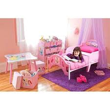 Step2 Princess Palace Twin Bed by Princess Girls Bedroom Set Toddler Room In A Box Bed Toy Organizer
