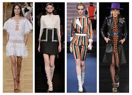 Paris Fashion Week Spring 2015 Trends