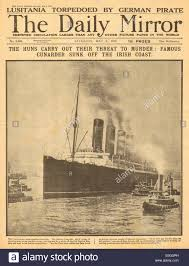 Where In Ireland Did The Lusitania Sink by Rms Lusitania Stock Photos U0026 Rms Lusitania Stock Images Alamy
