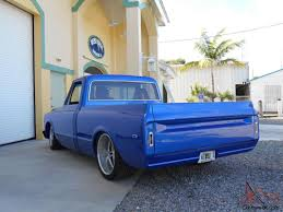 100 1969 Chevy Trucks Chevrolet C10 572 Truck Short Bed Pro Touring Air Ride Bagged