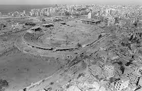 siege liberation siege of beirut
