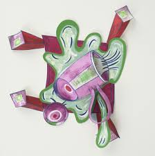 Elizabeth Murray Body And Soul 2001
