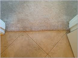 tile to carpet transition doorway tiles home decorating ideas