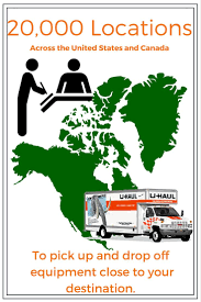 Because U-Haul Has Over 20,000 Locations Across The U.S. And Canada ...