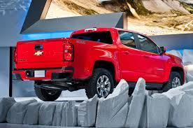 Lifeguard Edition Of The 2015 Chevrolet Colorado - 2013 L.A. Auto ...