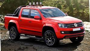 Volkswagen Amarok Review & Ratings Design Features Performance