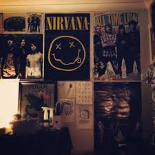 Indie Bedrooms by My Indie Bedroom Includes Nirvana Bmth And All Time Low