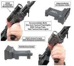 fset Flashlight Mount AR 15 Tactical Light Mounts GG&G