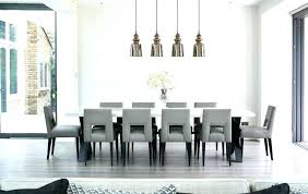 Houzz Dining Room Tables Chairs Contemporary With Table