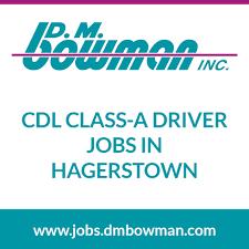 100 Part Time Trucking Jobs CDL ClassA Driver Jobs In Hagerstown