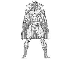 Marvel Black Panther Coloring Pages