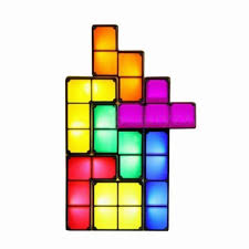 Tetris Stackable Led Desk Lamp Nz tetrisckable led desk lamp geekcore co uk light india australia