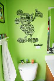 Mickey Mouse Bathroom Images by Best 25 Mickey Bathroom Ideas On Pinterest Mickey Mouse