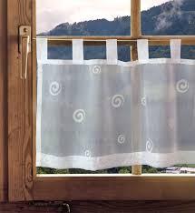gardinen welt shop duftig leichte scheibengardine