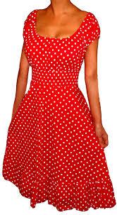 plus size women polka dots rockabilly retro cocktail dress made in