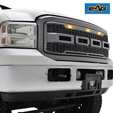 2006 Ford Super Duty Grill | EBay Custom Ford Grill 1996 Ford F250 Youtube Truck Accsories Defenderworx Home Page New Grille Options For The Chevrolet Silverado 1500 2016 2017 Toyota Tacoma Mesh Bezels By Customcargrills 2006 Chevy Grilles Old Photos Explorer Is Beaming Confidence With Trex Replacement 072013 Billet Grills Your Car Truck Jeep Or Suv 2013 Dodge Ram Coffman Auto Glass Trim Photo Gallery Inserts Grills And