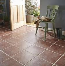 Stainmaster Vinyl Tile Castaway by Stainmaster 18 In X 18 In Groutable Corsica Cavern Peel And Stick