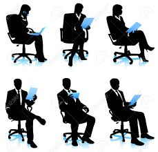 Modern Business People In Office Chairs Royalty Free Cliparts ... Osmond Ergonomics Ergonomic Office Chairs Best For Short People Petite White Office Reception Chairs Computer And 8 Best Ergonomic The Ipdent 14 Of 2019 Gear Patrol Big Tall Fniture How To Buy Your First Chair Importance Visitor In An Setup Hof India Calculate Optimal Height The Desk For People Who Dont Like On Vimeo Creative Bloq