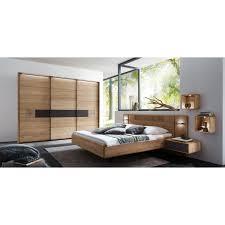 schlafzimmer set wildeiche soft gebürstet akzent hirnholz