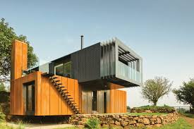100 Sea Container Houses County Derry Shipping Container House By Patrick Bradley