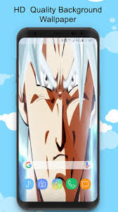 Goku Mastered Ultra Instinct Wallpaper HD
