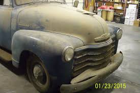 BARN FIND * 1951 Chevrolet 5 Window Pickup * Low Reserve * Must Sell ...