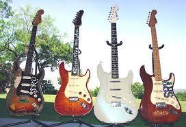 Stevie Ray Vaughan Fender Custom Shop 1 Lenny Charley Hamiltone