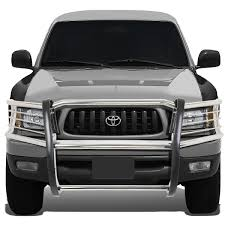 04 Toyota Tacoma Pickup Truck Front Bumper Protector Brush Grille ... Amazoncom Toyota Tundra Grille Guard Brush Bumper Avid 2005 2011 Tacoma Front Avid Products Dodge 1117 Ram 4500 5500 Bumpers With Hilux Sovereign Polished Bgtyhl01 Pol Dakota Hills Accsories Alinum Truck 52017 F150 Fab Fours Premium Winch W Full Elite Bumperjeep Cherokee Xjcomanche 84 01 Pickup Protector 04 Ranch Hands Bull Nose Rockwall Guards Grill Bars