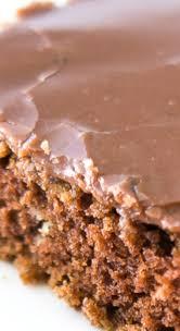 Classic Chocolate Sheet Cake
