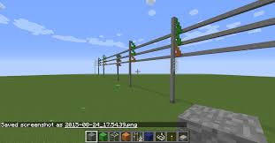 Minecraft Pumpkin Farm Tower by Lattice Steel Transmission Tower Screenshots Show Your