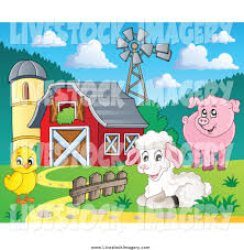Clip Art Of A Cute Sheep Chicken Pig By A Red Barn Silo And ... Red Barn Clip Art At Clipart Library Vector Clip Art Online Farm Hawaii Dermatology Clipart Best Chinacps Top 75 Free Image 227501 Illustration By Visekart Avenue Of A Wooden With Hay Bnp Design Studio 1696 Fall Festival Apple Digital Tractor Library Simple Doors Cartoon For You Royalty Cliparts Vectors